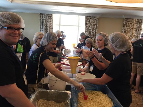 Meal Packing Volunteer Program