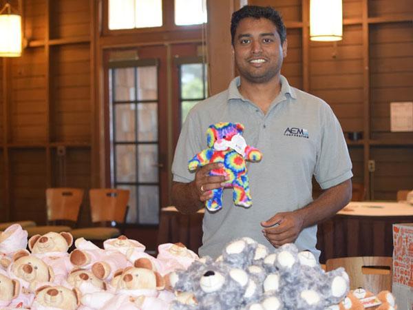Toy Collection Volunteer Program