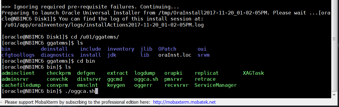 How to Set Up Oracle GoldenGate Microservices 12 3
